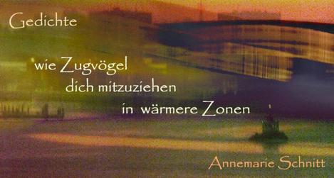 Annemarie Schnitt Die Strasse Der Gedichte Strasse Der